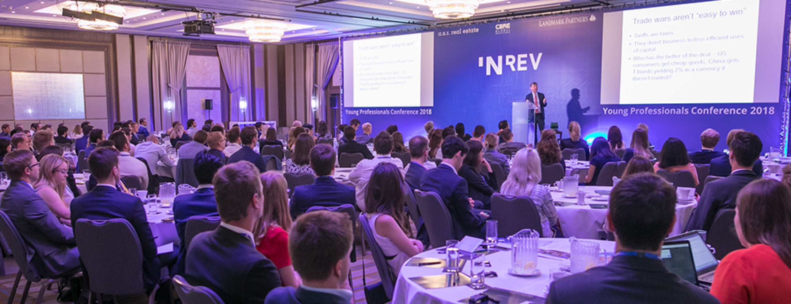 INREV Young Professionals Conference Sponsorship