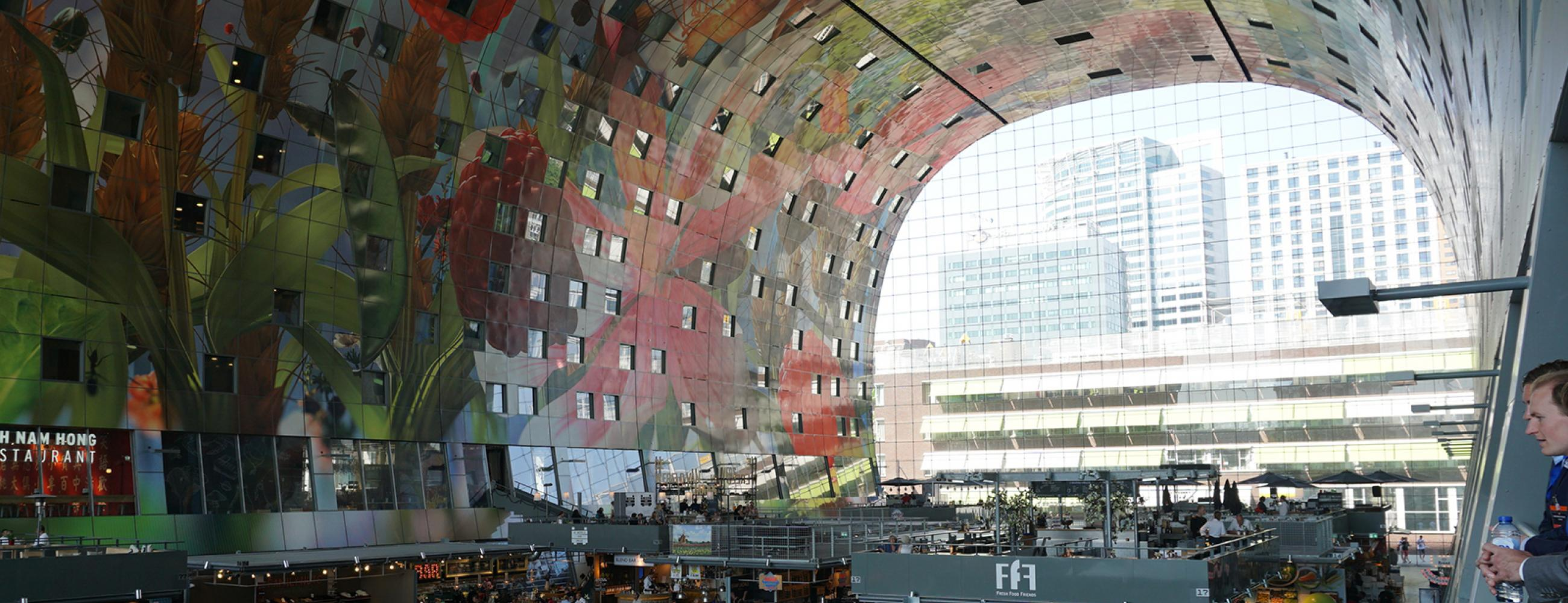 Tour - Markthal - Young Professionals Seminar 2015